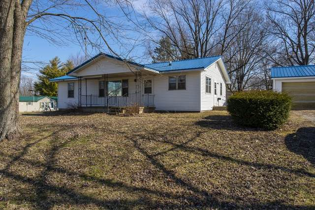 105 N Adams Street, West Lebanon, IN 47991 (MLS #202006692) :: The Romanski Group - Keller Williams Realty