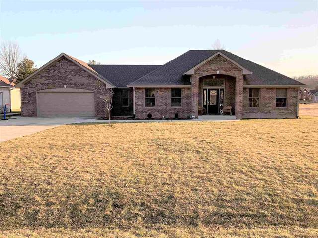 2095 Norwich Place, Martinsville, IN 46151 (MLS #202006751) :: The Romanski Group - Keller Williams Realty