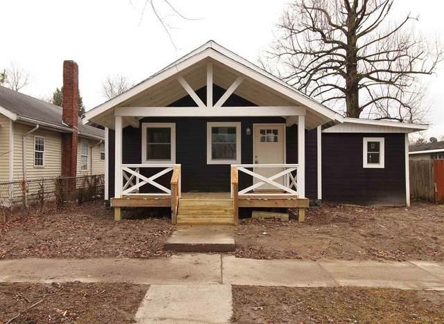 1617 W 3rd Street, Marion, IN 46952 (MLS #202006766) :: The Romanski Group - Keller Williams Realty