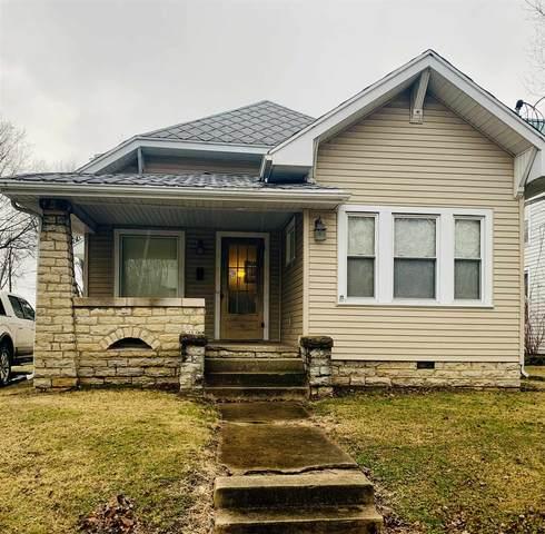464 N Allen Street, Wabash, IN 46992 (MLS #202006780) :: The Romanski Group - Keller Williams Realty