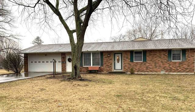 1103 Charlie Street, North Manchester, IN 46962 (MLS #202006805) :: The Romanski Group - Keller Williams Realty