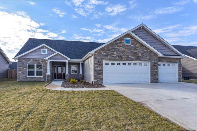 4547 Abbeyville Drive, Lafayette, IN 47909 (MLS #202006809) :: The Romanski Group - Keller Williams Realty