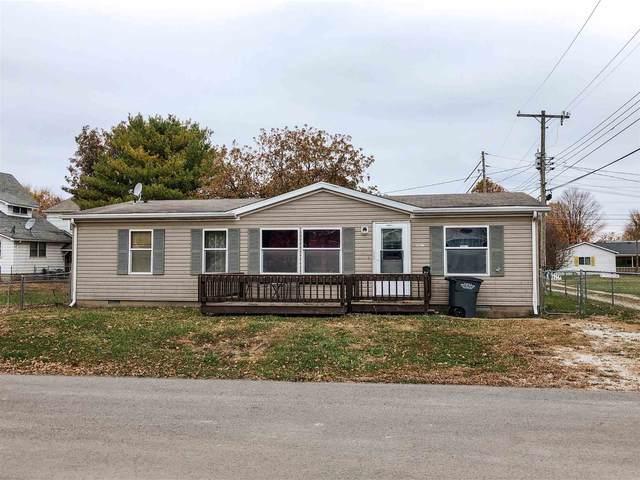 216 Mound Street, Tipton, IN 46072 (MLS #202006821) :: The Romanski Group - Keller Williams Realty