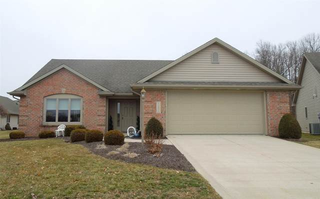 11831 Birch Court, Leo, IN 46765 (MLS #202006867) :: Anthony REALTORS