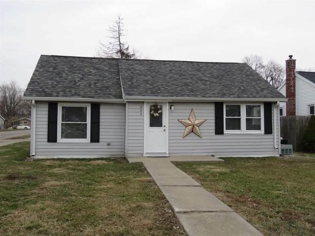 902 S 13th Street, Goshen, IN 46526 (MLS #202006876) :: Parker Team