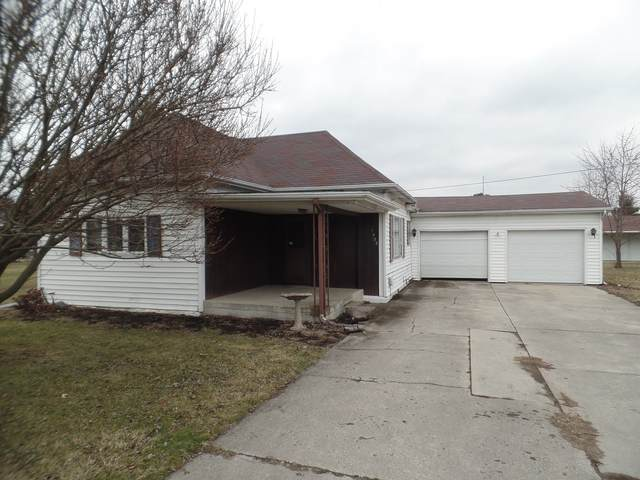 1325 W Lancaster Street, Bluffton, IN 46714 (MLS #202006905) :: Anthony REALTORS