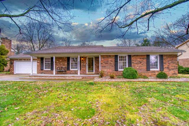 10533 Monticello Drive, Newburgh, IN 47630 (MLS #202007028) :: Select Realty, LLC