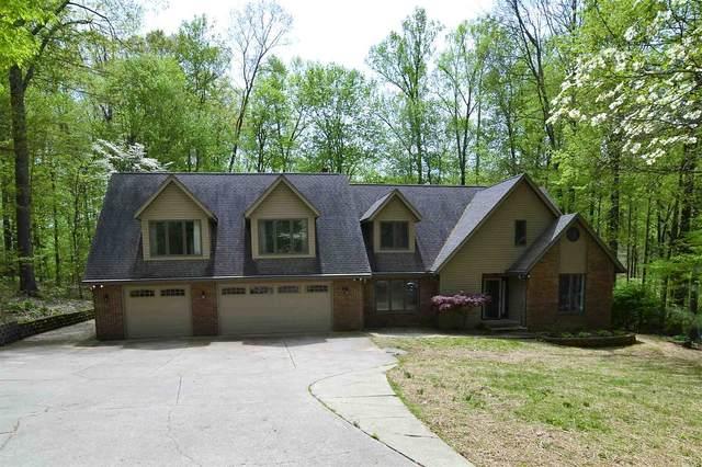 1743 N Limestone Drive, Ellettsville, IN 47429 (MLS #202007029) :: Select Realty, LLC