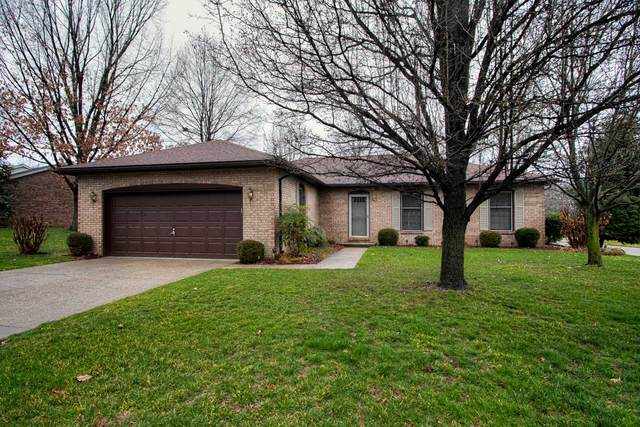 8733 Hillside Drive, Newburgh, IN 47630 (MLS #202007034) :: Select Realty, LLC
