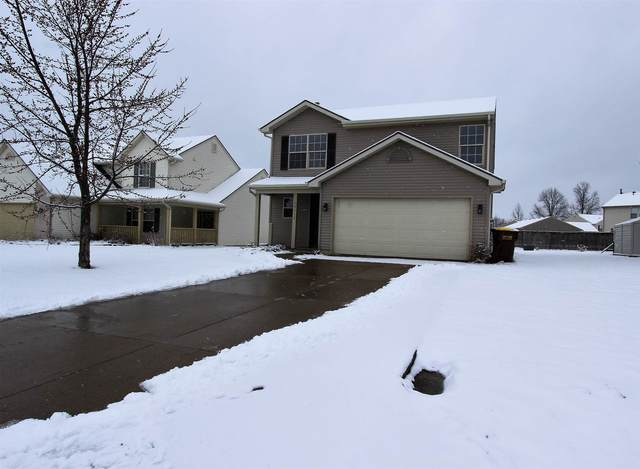 12312 Mossy Oak Run, Fort Wayne, IN 46845 (MLS #202007043) :: Anthony REALTORS