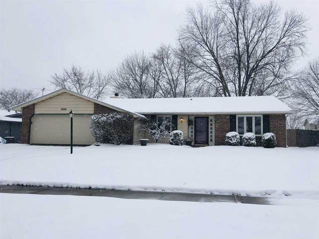 3806 Pebblewood Place, Fort Wayne, IN 46804 (MLS #202007047) :: TEAM Tamara
