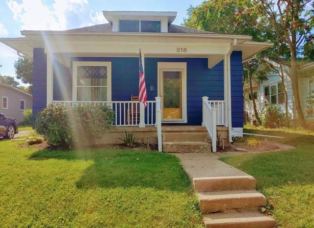 318 S 26th Street, Lafayette, IN 47904 (MLS #202007076) :: The Carole King Team