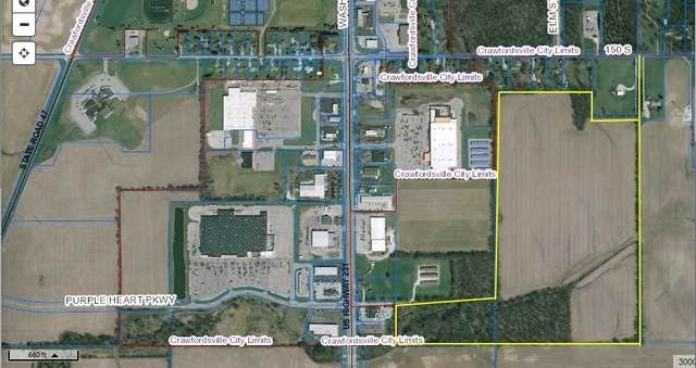 00 S Us Highway 231 Road, Crawfordsville, IN 47933 (MLS #202007082) :: Anthony REALTORS