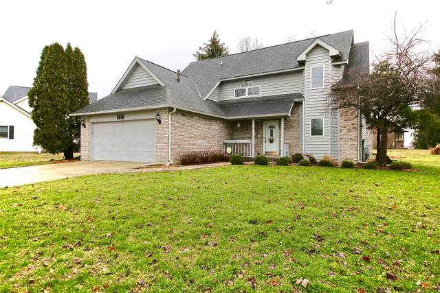 1010 S Gentry Court, Bloomington, IN 47401 (MLS #202007093) :: Anthony REALTORS