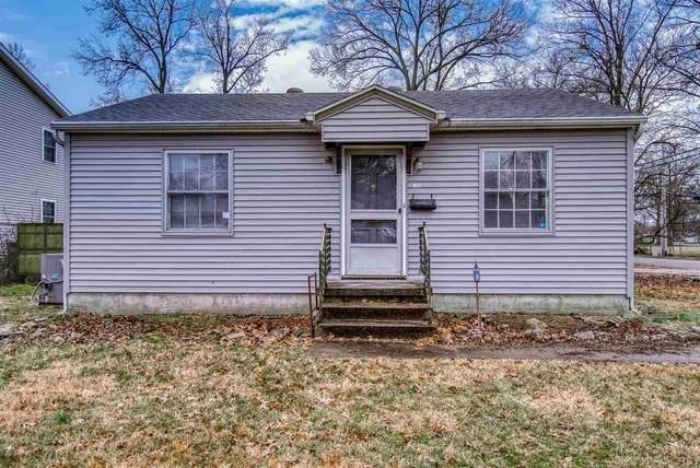 1701 Cass Avenue, Evansville, IN 47714 (MLS #202007097) :: Anthony REALTORS