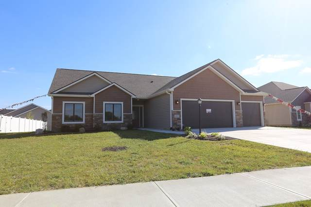 13017 Crape Myrtle Cove, Fort Wayne, IN 46814 (MLS #202007276) :: The ORR Home Selling Team