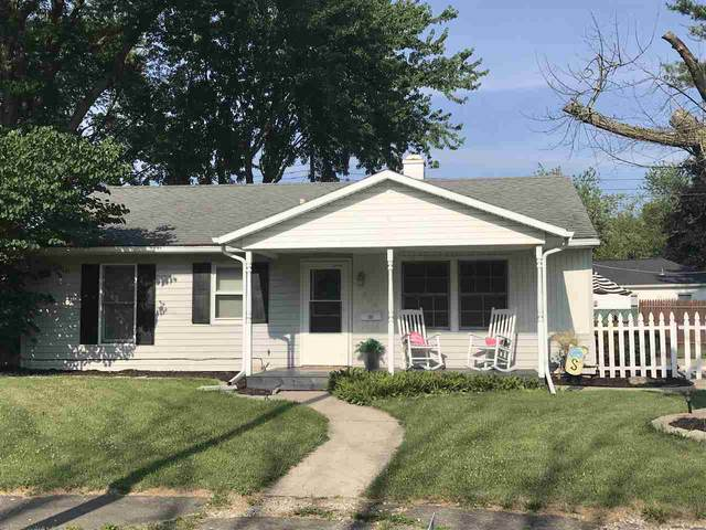 908 Lafayette Court, Marion, IN 46952 (MLS #202007430) :: The Carole King Team