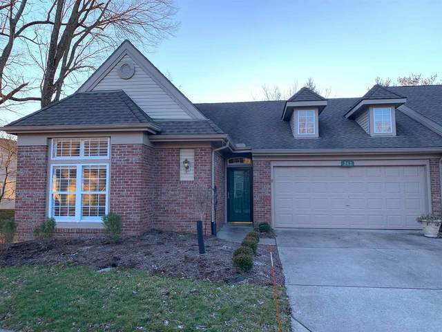 763 E Moss Creek Drive, Bloomington, IN 47401 (MLS #202007439) :: The ORR Home Selling Team