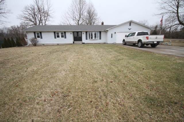 5010 Hillegas Road, Fort Wayne, IN 46818 (MLS #202007502) :: TEAM Tamara