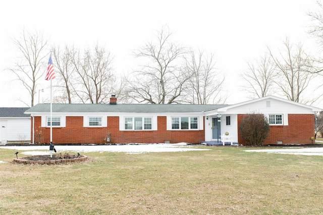 4941 W 700 N, Sharpsville, IN 46068 (MLS #202007504) :: The Romanski Group - Keller Williams Realty