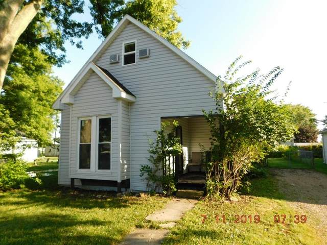 614 W Howard Street, Parker City, IN 47368 (MLS #202007582) :: The ORR Home Selling Team