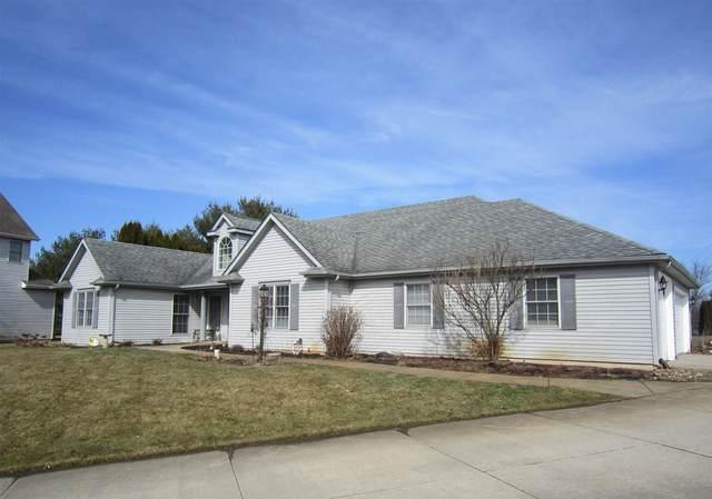50519 Glenshire Court, Granger, IN 46530 (MLS #202007604) :: The ORR Home Selling Team