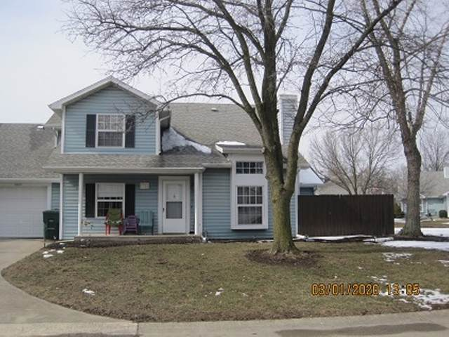 3803 N Lakeside, Muncie, IN 47304 (MLS #202007628) :: The ORR Home Selling Team