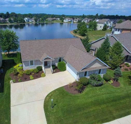 4703 Starboard Drive, South Bend, IN 46628 (MLS #202007645) :: The ORR Home Selling Team