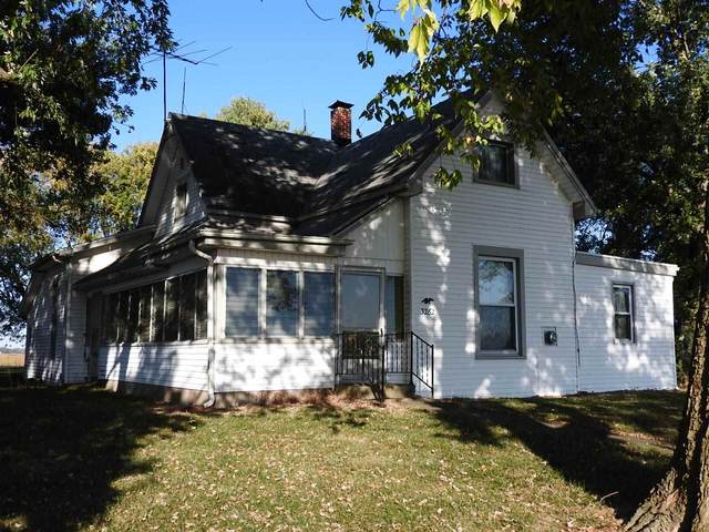 3262 N County Road 130 E, Frankfort, IN 46041 (MLS #202007649) :: The Romanski Group - Keller Williams Realty