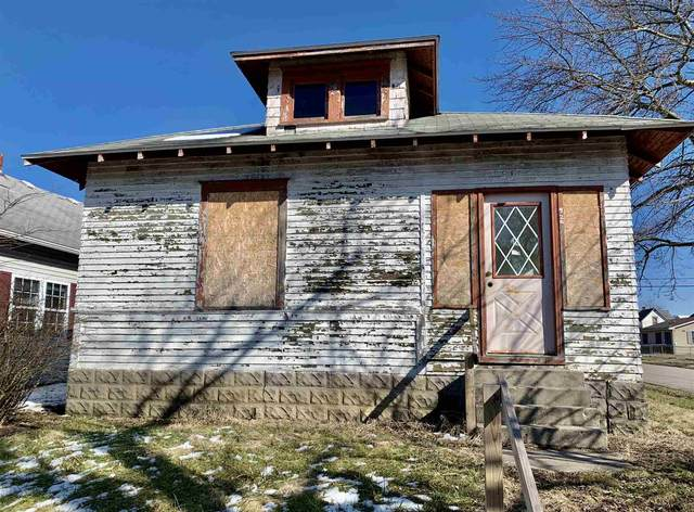 926 S 19th Street, New Castle, IN 47362 (MLS #202007655) :: The ORR Home Selling Team