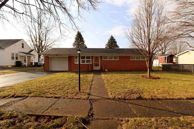 212 E North C Street, Gas City, IN 46933 (MLS #202007745) :: The Carole King Team