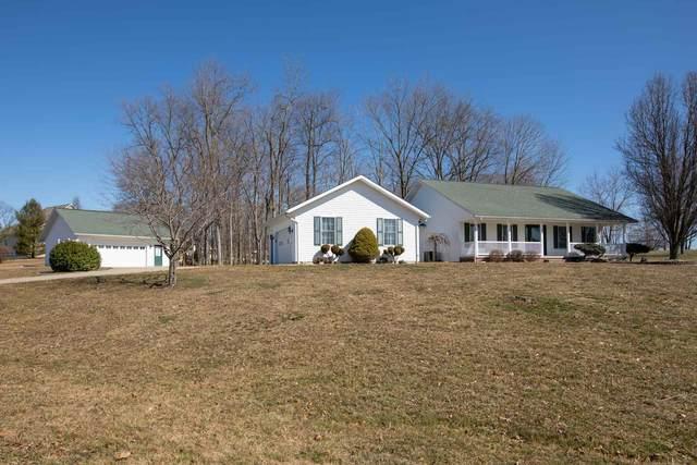 73 Graber Court, Springville, IN 47462 (MLS #202007992) :: The ORR Home Selling Team
