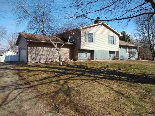 721 E Boydston Mill Drive, North Webster, IN 46555 (MLS #202008243) :: TEAM Tamara