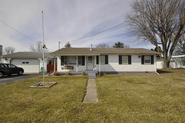 209 N Morris Street, Farmland, IN 47340 (MLS #202008257) :: The ORR Home Selling Team