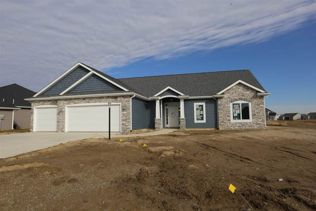 13175 Crape Myrtle Cove, Fort Wayne, IN 46814 (MLS #202008263) :: The ORR Home Selling Team