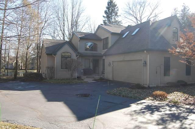 1611 Cedar Springs Court, Mishawaka, IN 46545 (MLS #202008301) :: The ORR Home Selling Team