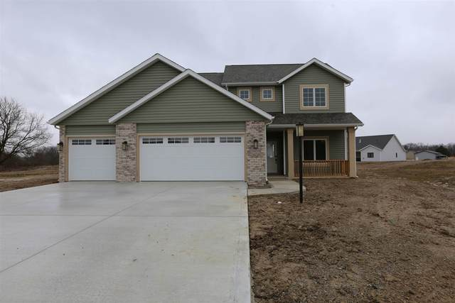 9109 Solar Cove, Leo, IN 46765 (MLS #202008416) :: Hoosier Heartland Team | RE/MAX Crossroads