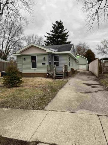7403 Burnsdale Avenue, Fort Wayne, IN 46809 (MLS #202008441) :: TEAM Tamara
