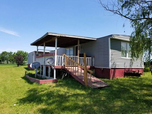 155 N 1200 W, Parker City, IN 47368 (MLS #202008636) :: The ORR Home Selling Team