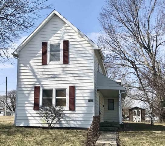 721 S Locke Street, Kokomo, IN 46901 (MLS #202008697) :: The Romanski Group - Keller Williams Realty
