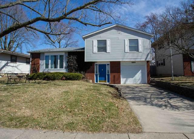 1805 S 22nd Street, Lafayette, IN 47909 (MLS #202008765) :: The Romanski Group - Keller Williams Realty