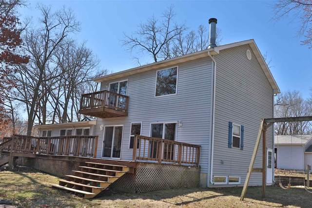 5205 N Crab Apple Loop, Monticello, IN 47960 (MLS #202008813) :: The Carole King Team