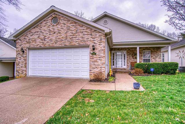 3007 Fawn Hill Drive, Evansville, IN 47711 (MLS #202009029) :: Anthony REALTORS