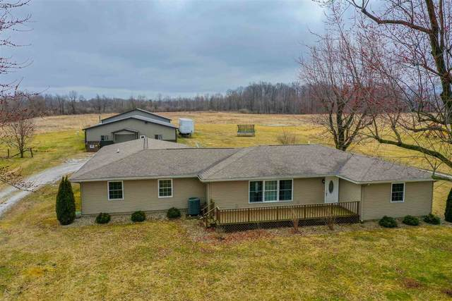 5656 N 100 W, Marion, IN 46952 (MLS #202009208) :: The Romanski Group - Keller Williams Realty