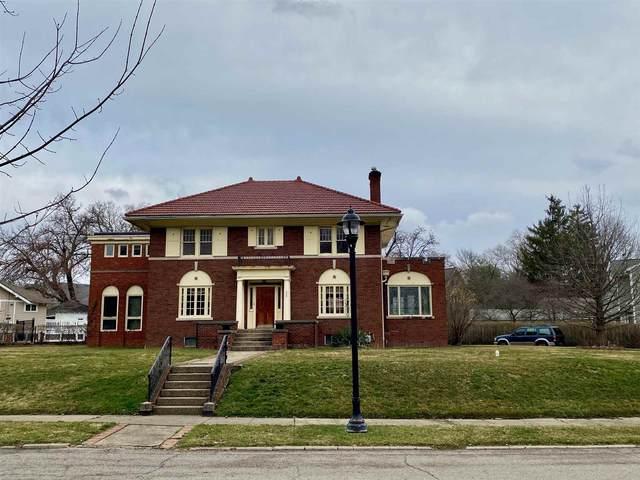 825 Shawnee Avenue, Lafayette, IN 47905 (MLS #202009361) :: The ORR Home Selling Team