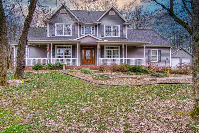 1500 S Center Road, Boonville, IN 47601 (MLS #202009364) :: The Dauby Team