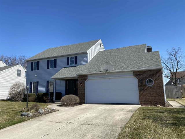 10732 Tradewind Court, Fort Wayne, IN 46825 (MLS #202009549) :: TEAM Tamara
