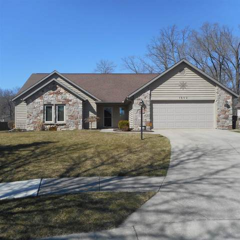 1603 Faulkner Court, Fort Wayne, IN 46815 (MLS #202009556) :: Anthony REALTORS