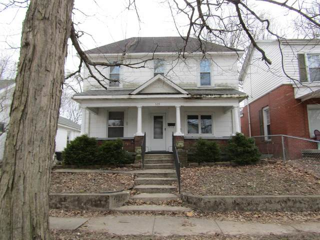 529 W Franklin Street, Winchester, IN 47394 (MLS #202009572) :: The ORR Home Selling Team