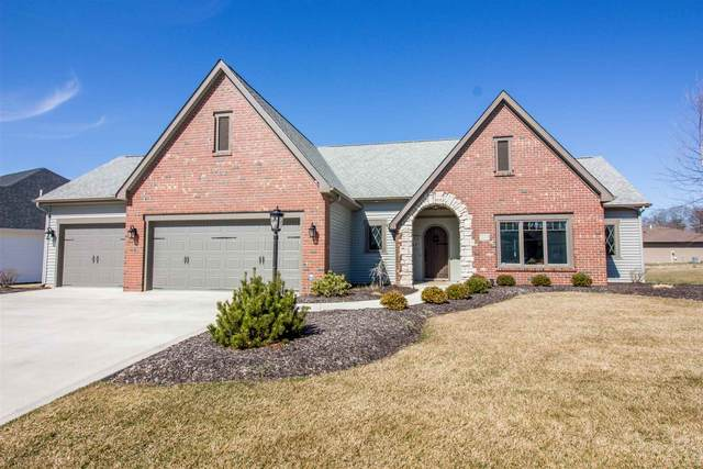 223 Elderwood Court, Fort Wayne, IN 46845 (MLS #202009619) :: Anthony REALTORS